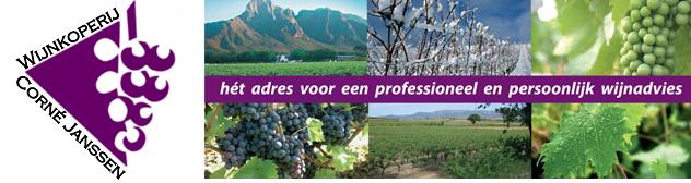 Wijnproeverij en cursus bij Corné Janssen